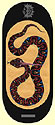 Horned Snake, 2013 Oracle Divination Cards